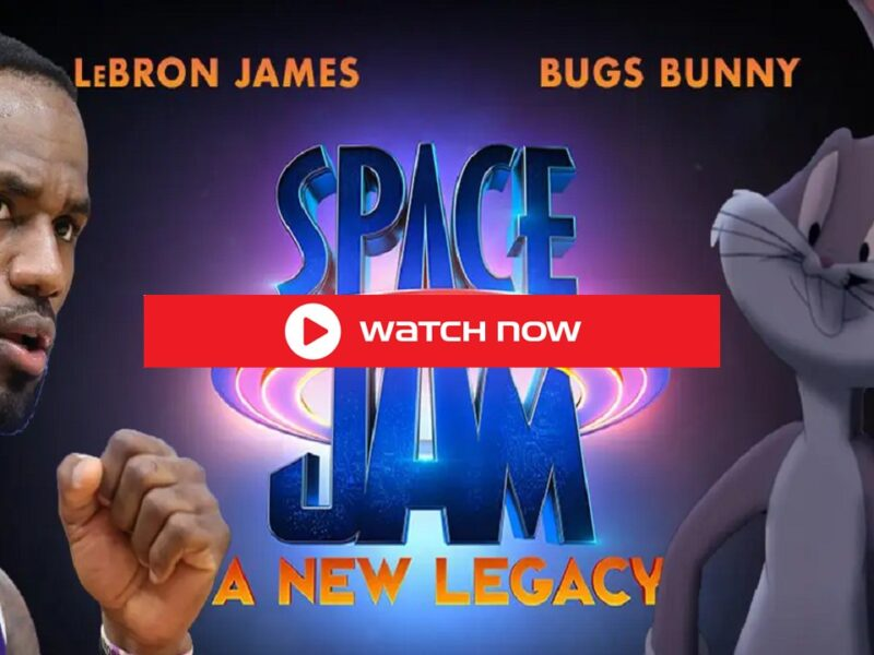 """Get free streaming guide for """"Space Jam 2: A New Legacy,"""" premiered, so You can stream it for one month at no cost with HBO."""