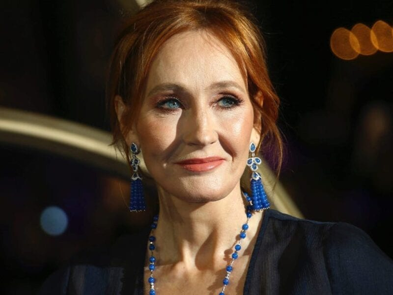 JK Rowling says that trans activists are threatening her on Twitter. Check out Twitter's reaction to JKR's latest transphobic tweets.