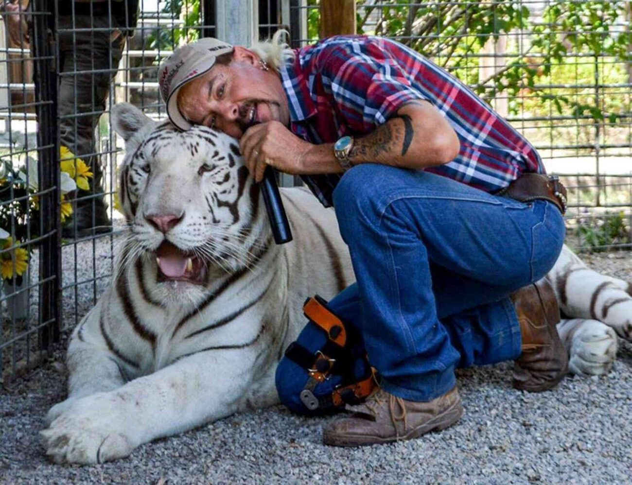 'Tiger King' star Joe Exotic is set to be re-sentenced in the murder-for-hire plot against Carole Baskin. Find out if he can be released.