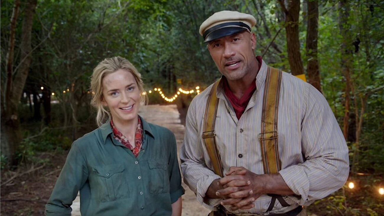 Are you excited for the upcoming Disney's 'Jungle Cruise'? Hype yourself up with these tweets about the upcoming movie.