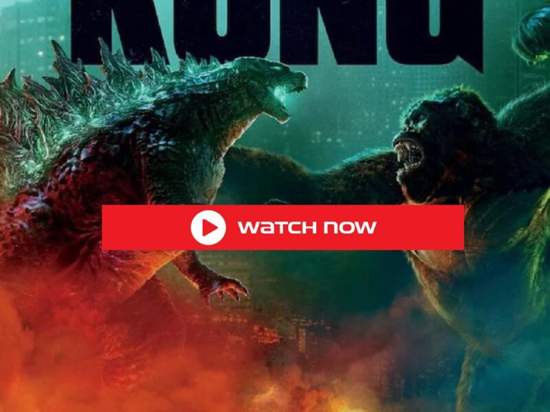 Director of Godzilla vs. Kong to watch full hd free streaming, Adam Wingard, recently explained the reason.