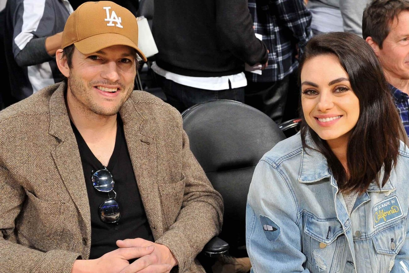 To shower or not to shower? Check out why Twitter is losing their minds after Ashton Kutcher and Mila Kunis reveal their shocking views on hygiene!