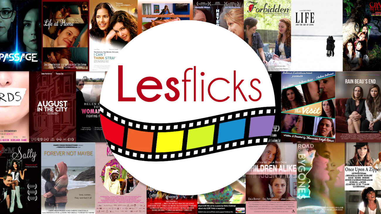 Lesflicks is a finalist in the UK's Largest Diversity Awards