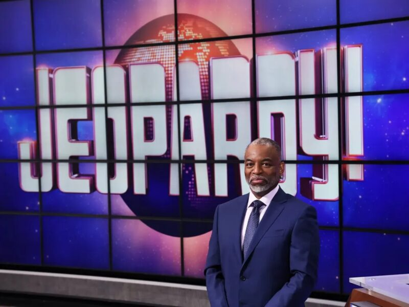 Fans finally got to see LeVar Burton host on 'Jeopardy', but his first night hosting has gone viral for different reasons. Find out the details here.