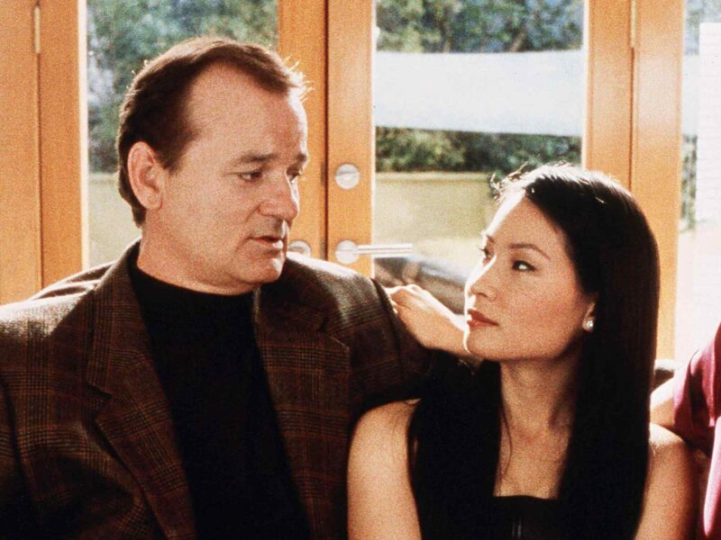 What's it like filming movies with this guy? Twenty years after filming 'Charlie's Angels', Lucy Liu revealed what went down between her and Bill Murray.