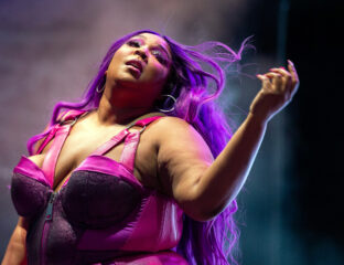 Lizzo stays true to her