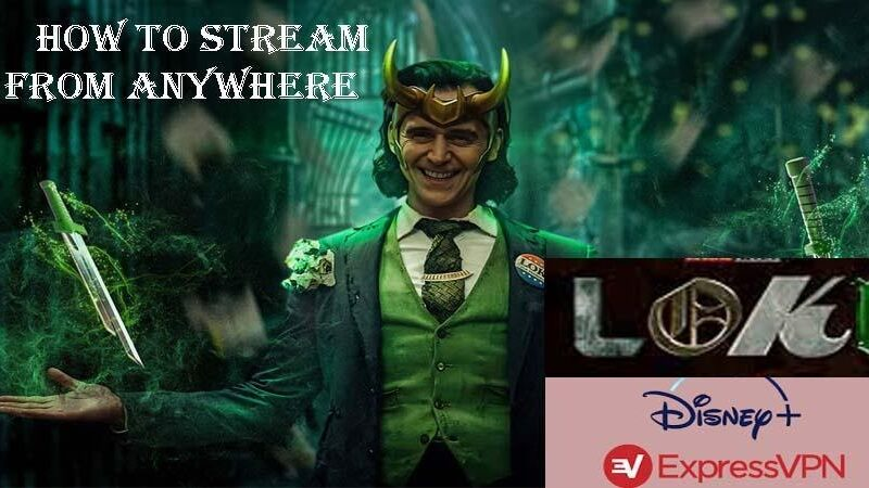 Are you worried you missed one of Disney Plus's biggest shows? Tune in right now and find Loki streaming from anywhere in the world!