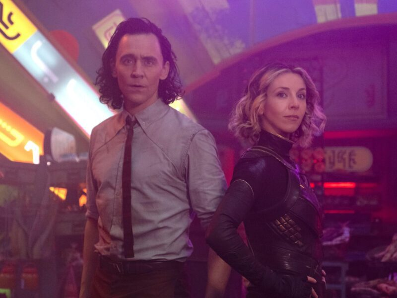 So . . . about that relationship between Loki and his doppelganger . . . is that incest? The matter's been cleared, but does this actor agree? Find out here.