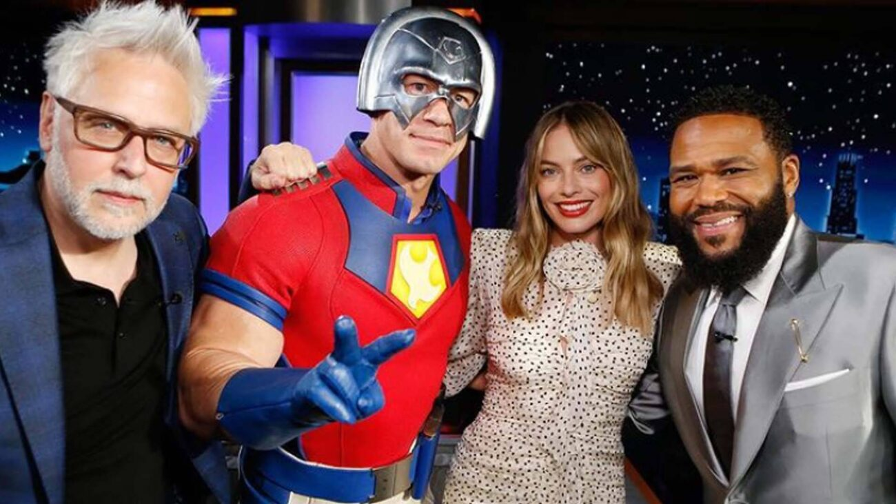 Margot Robbie had an embarrassing moment early on the set of 'The Suicide Squad'. Find out how old she was when she loved John Cena.