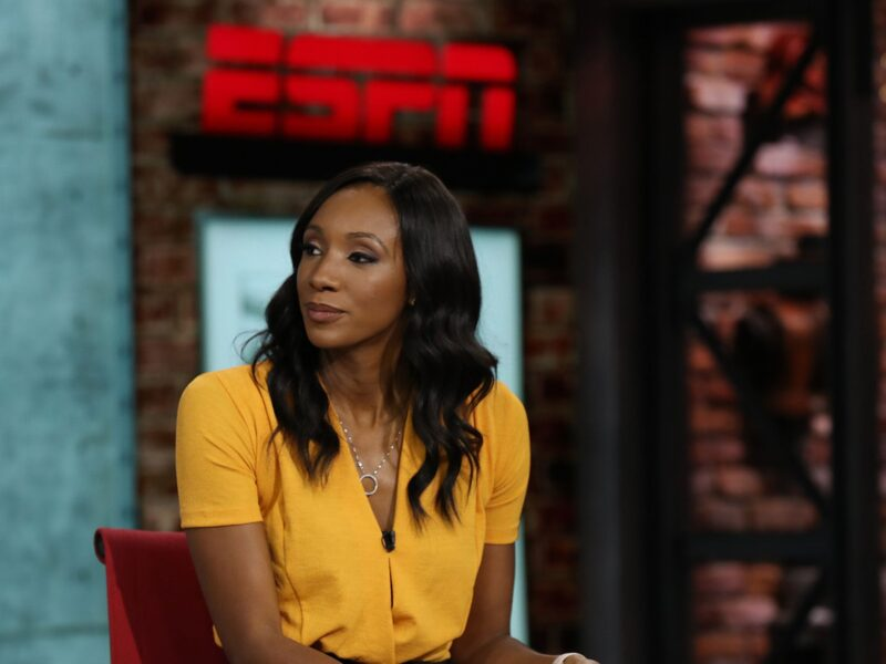 Despite a rumored raise, it appears that Maria Taylor will be leaving her ESPN hosting duties. How might this decision affect the TV schedule for ESPN?