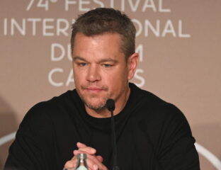 Why did Matt Damon get emotional after 'Stillwater' received a standing ovation at the Cannes Film Festival? Learn the details into those teary eyes.