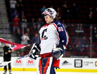 Young hockey star Matiss Kivlenieks tragically passed away after a Fourth of July firework accident. Just how are the Blue Jackets organization honoring him?