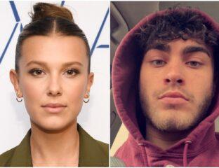An alleged ex-boyfriend of Millie Bobby Brown claims her