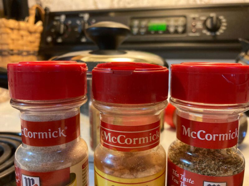 Want some chicken? Hold the spices! Discover which McCormick seasonings have been recalled for possible salmonella and learn what to do if you're sick.
