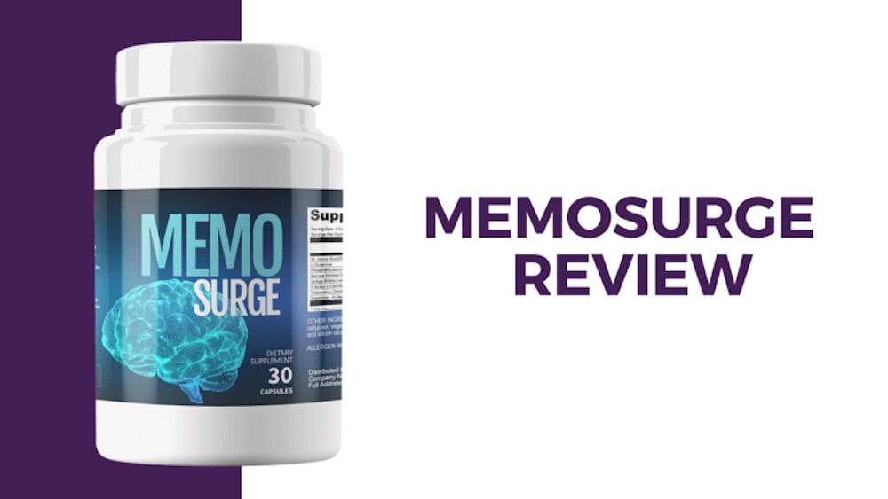 With the high prevalence of these symptoms, MemoSurge has been released on the market. Could MemoSurge actually help?