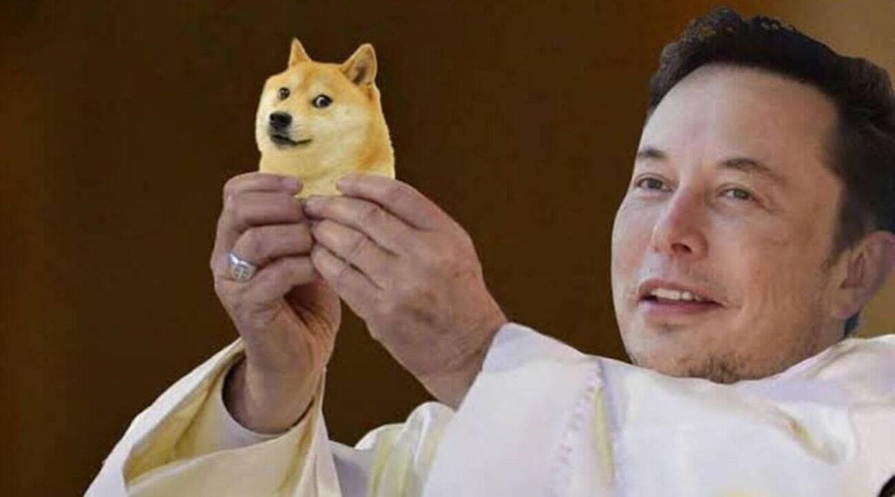 Billionaire Elon Musk is on the Dogecoin bandwagon. Check out the memes he posted on Twitter. Is he based or cringe? You be the judge!