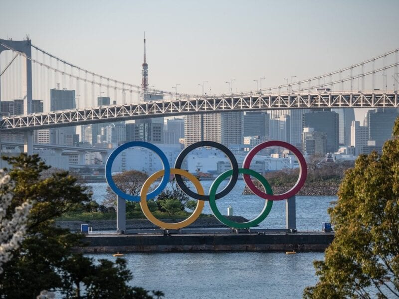 The Summer Olympics in Tokyo takes place on Friday, July 23, 2021. Here's how you can live stream the events.