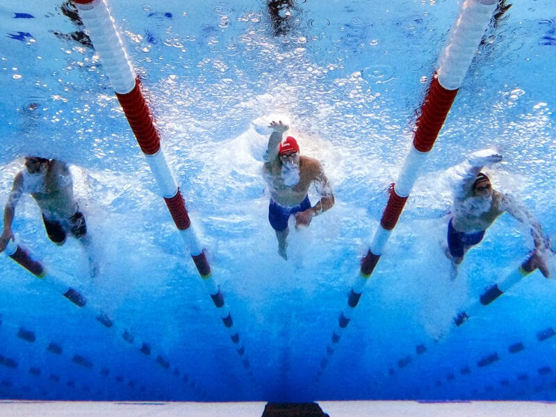 Are you a big fan of watching swimming in the summer Olympics? Make sure you know all the best places to stream the games when they begin.