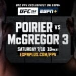 It's time for the anticipated UFC 264 match. Find out how to live stream the match online for free so you can watch in real time.