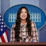 Popstar Olivia Rodrigo took a trip to the White House today to visit Joe Biden. Let's take a look at all the best Twitter memes that have been going around.