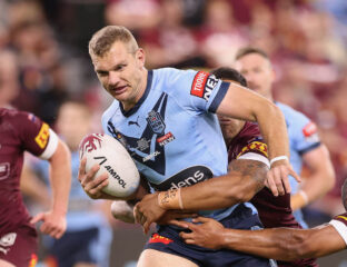 The State of Origin games are finally winding down! Game 3 is here and you don't want to miss a single tackle. Live stream the match from anywhere!