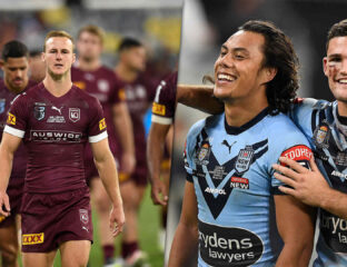 Don't miss the epic conclusion of the State of Origin games in 2021! Enjoy the third and final showdown between the Blues and the Maroons live now!