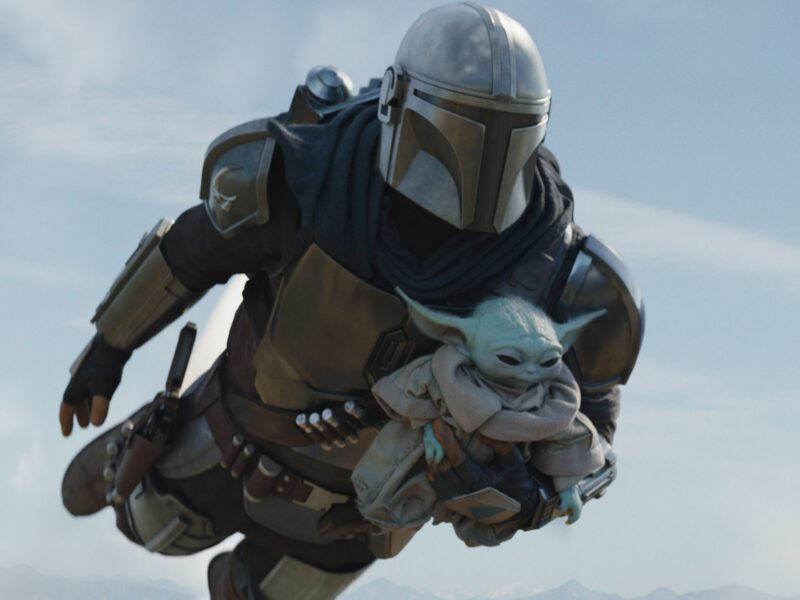 We got a treat when 'The Mandalorian' brought this character back for the s2 finale. Discover how one deepfake creator struck big after making improvements.