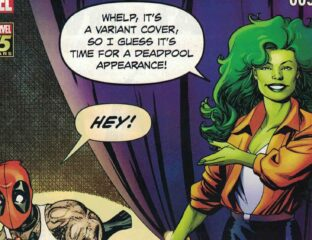 Before Deadpool broke the fourth wall, She-Hulk had it more than handled. See the latest news about the tone of the upcoming Marvel TV show.