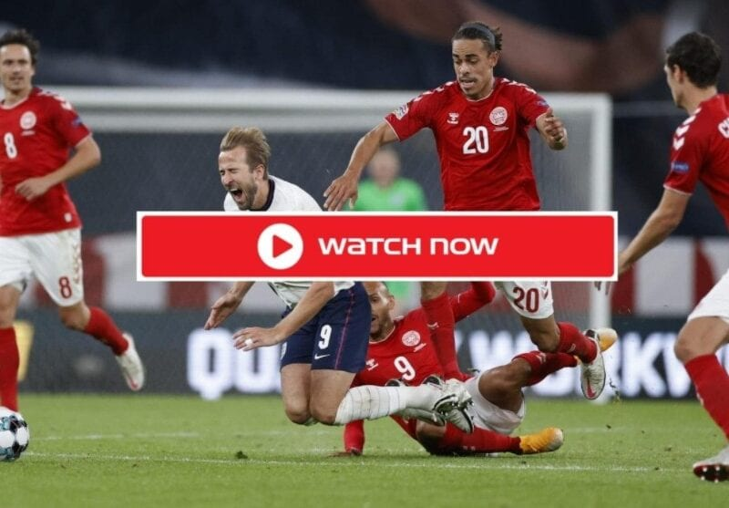 England is ready to take on Denmark. Find out how to live stream the anticipated sporting event online for free.