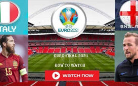 The Euro Cup is coming to a close, and you don't want to miss who wins in real-time. Stream Italy vs England from anywhere in the world right now!