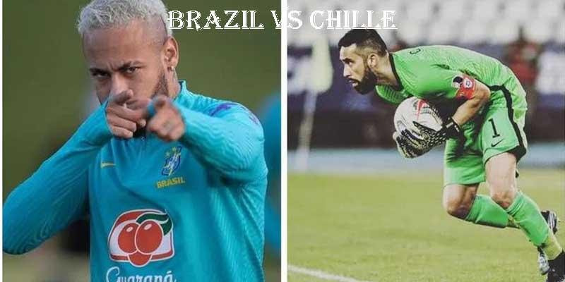 The Copa America is already underway, and Brazil is facing off against Chile today! Who will move up? Don't miss a second of this highly anticipated match!
