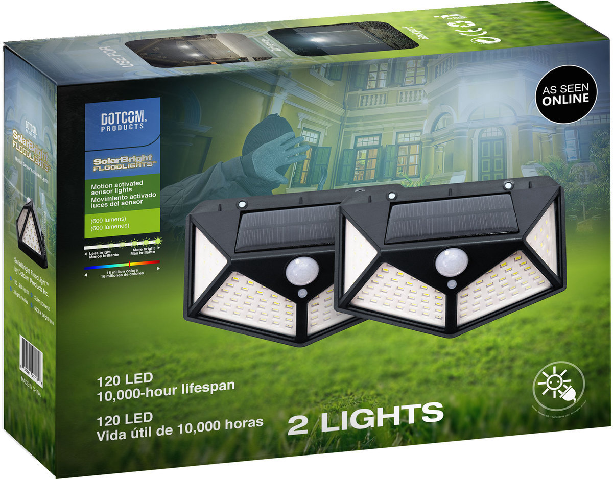 A heavy-duty industrial light comes with its perks and risks. Is SolarBright worth the price? Peek at their solar flood lights now.