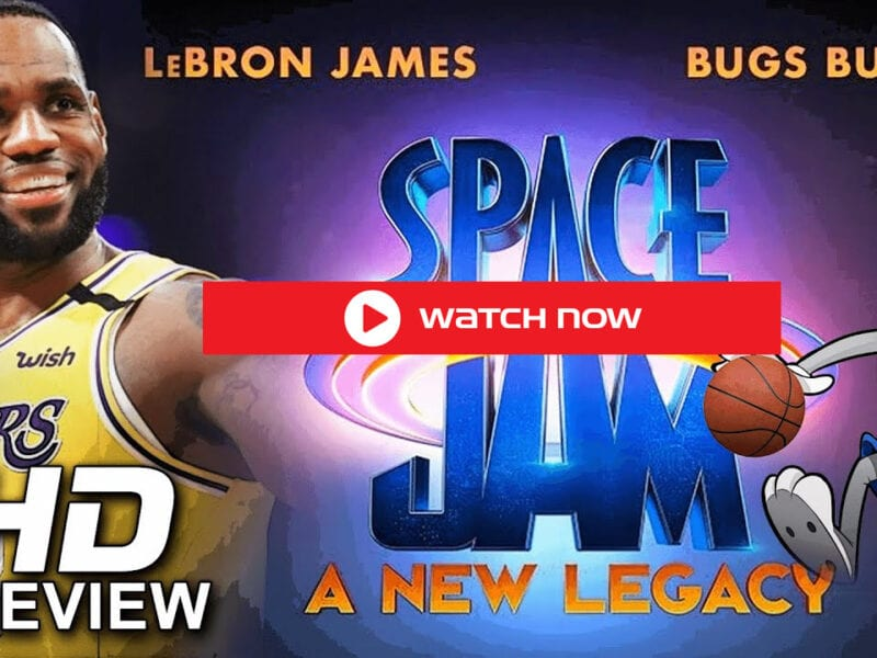Space Jam: A New Legacy sees the return of the Looney Tunes as they team up with NBA superstar LeBron James.