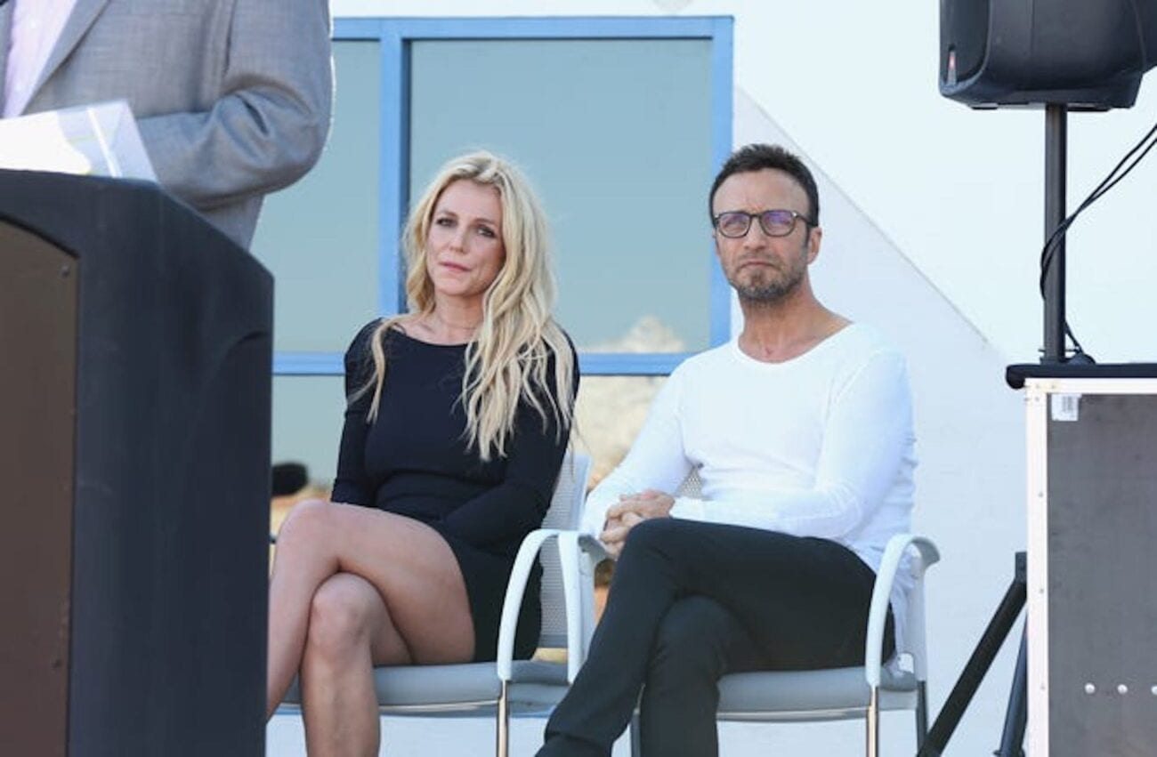 Larry Rudolph, longtime manager of Britney Spears, resigns from his position. Learn if this is due to her father or because she wants to retire?