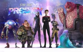 What's brewing in the Delta Quadrant? Dive into 'Star Trek: Prodigy' and see where it fits into the timeline of the franchise.