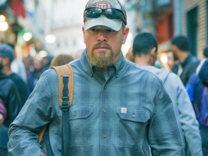 Matt Damon is the star of the controversial new film 'Stillwater'. Learn more about the film and Damon's net worth here.