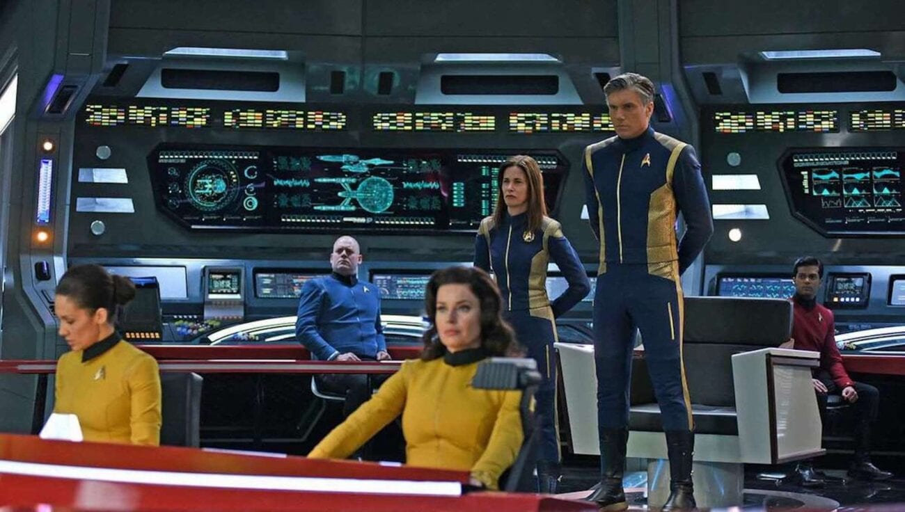 The filming for season 1 of 'Star Trek: Strange New Worlds' is almost completed. Figure out when the upcoming show will be released.