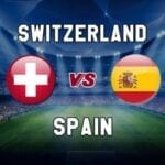 Switzerland is gearing up to face Spain on the soccer pitch. Find out how to live stream the soccer event online for free.