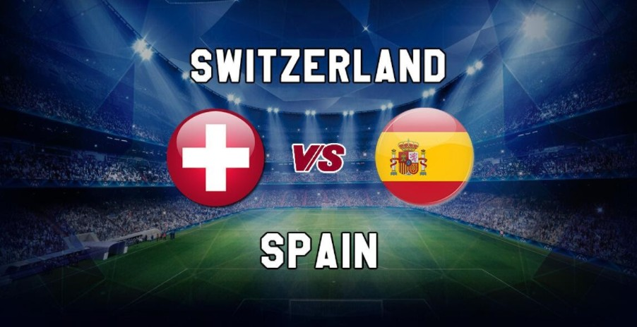 Switzerland is gearing up to face Spain on the field. Discover how to live stream the soccer match online for free.