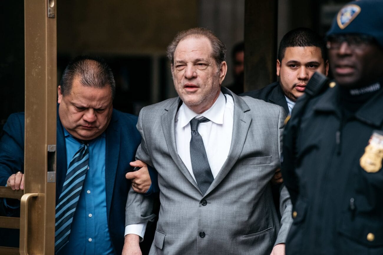 HBO Max's docuseries on Harvey Weinstein 'Catch and Kill' puts the focus on the young victims of the predator. Prepare yourself to be horrified.