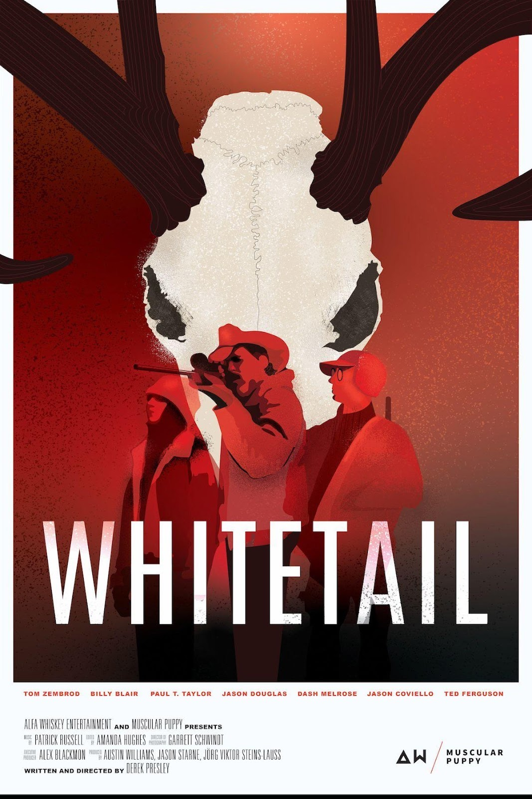 'Whitetail' is a new southern gothic horror that's guaranteed to keep you on the edge of your seat. Come meet its director, Derek Presley.