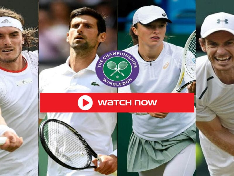 Wimbledon Men's Final 2021 Tennis match will take place over two weeks at the All England Lawn Tennis Live free stream on 11 July.