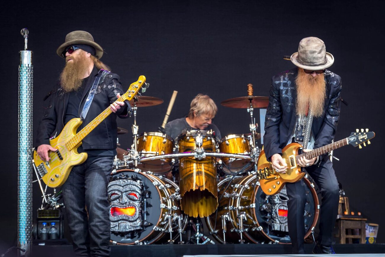Chances are your favorite classic rock song was written by ZZ Top. Look back at the legacy of the band and its bass player of fifty years, Dusty Hill.