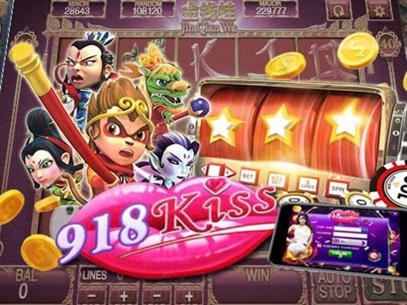 Are you looking for a new place to play and possibly win big? Give 918Kiss a whirl and you'll feel like you're cruising through the Tunnel of Love!