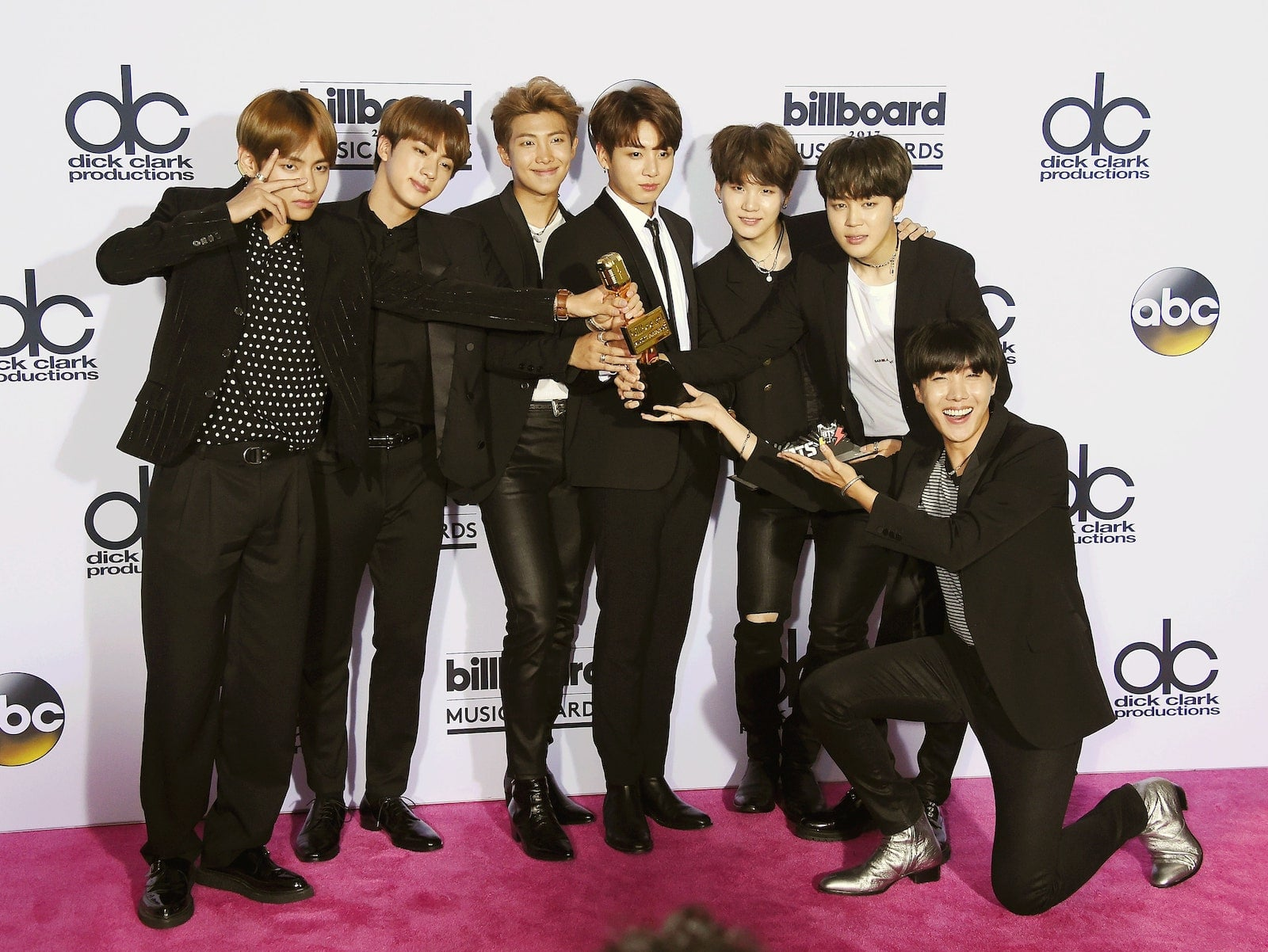 """It's """"ON"""" Inside BTS's battle to stay on the 'Billboard' charts ..."""