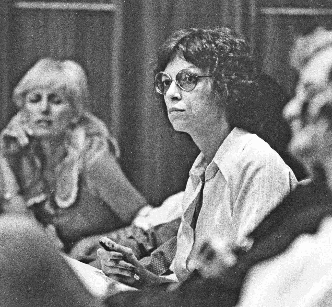 There's an entire library of Ted Bundy films at our disposal, but what about his wife, Carole Ann Boone? Should she get her own movie? Dive into the deets.