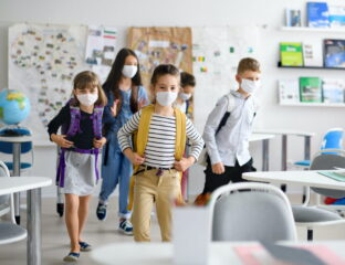 Four teachers in Broward County, Florida die from COVID-19 just a week before schools begin reopening. See why masks are still optional for students.