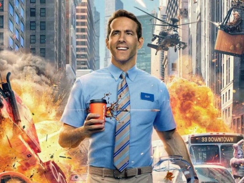 Where can you check out the new Ryan Reynolds movie 'Free Guy'? Head into the virtual world with these excellent options.