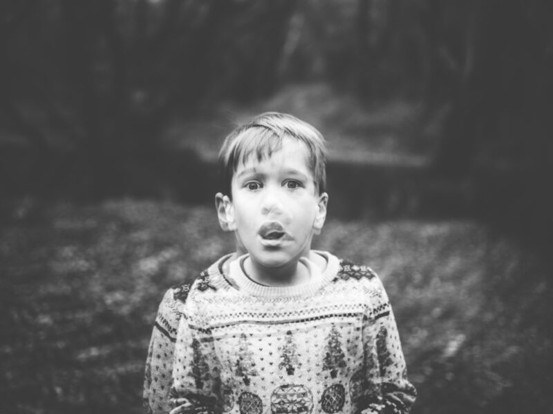 """When the darndest thing a kid says is, """"I see ghosts"""", what's a parent do? Prepare to be frightened by these spooky first-hand encounters with the undead."""