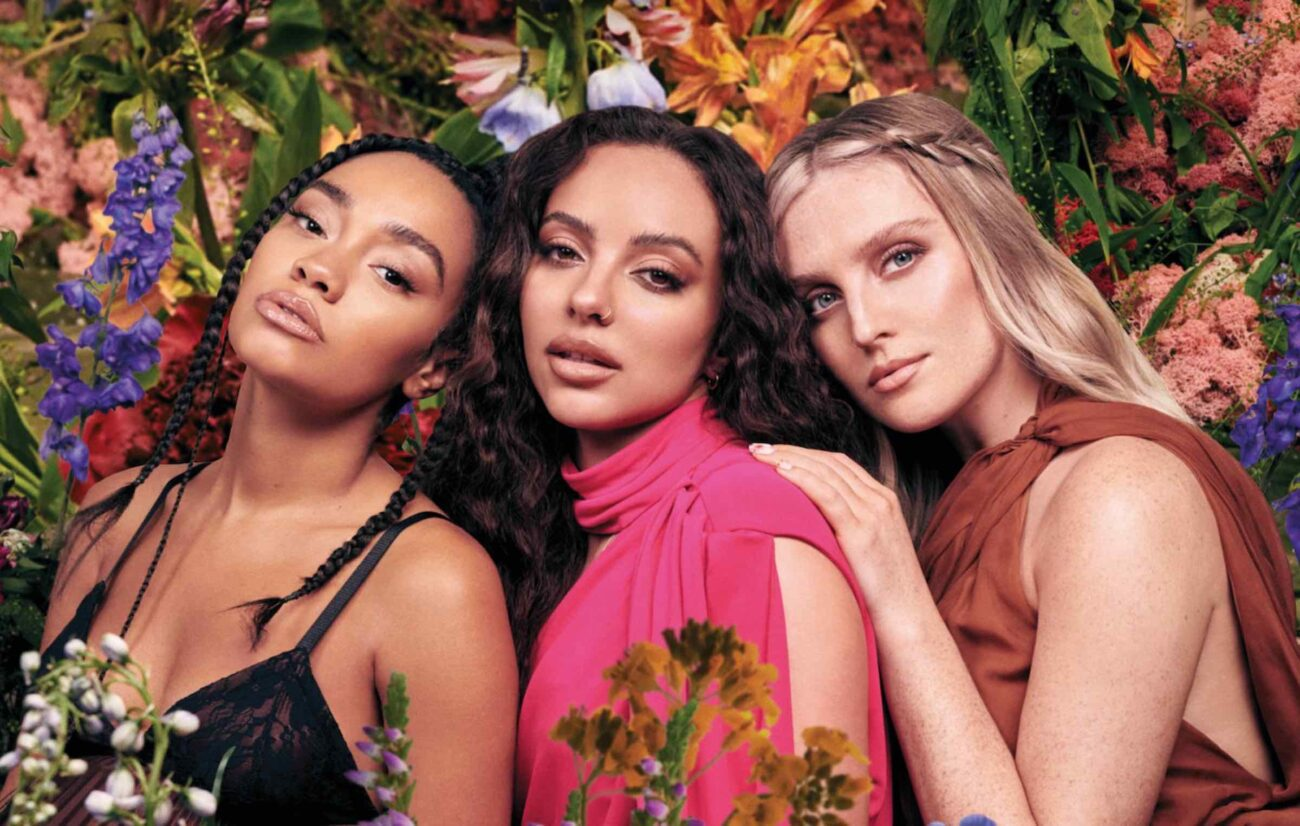 Little Mix is celebrating 10 years by releasing the 'Between Us' album featuring old and new songs. Retweet #10YearsOf LittleMix and dive into this new album!